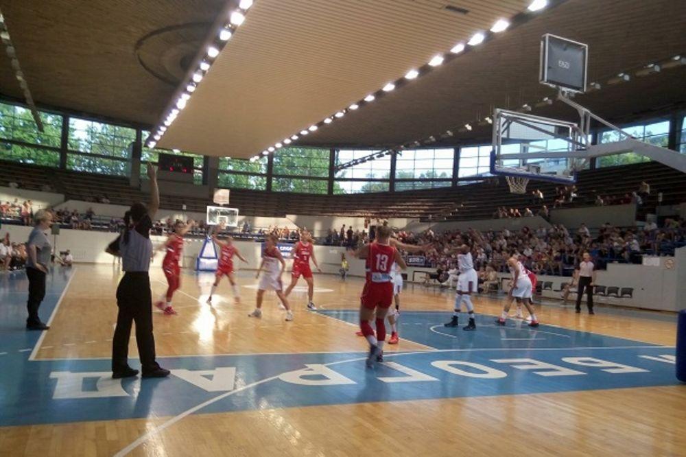 (KURIR TV) EVROPSKE ŠAMPIONKE SPREMNE ZA RIO: Srpske košarkašice ponovo pobedile Tursku