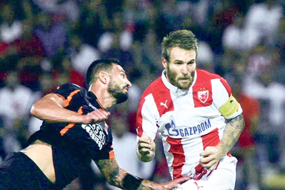 BLOG UŽIVO, VIDEO: Fudbaleri Crvene zvezde večeras gostuju Ludogorecu