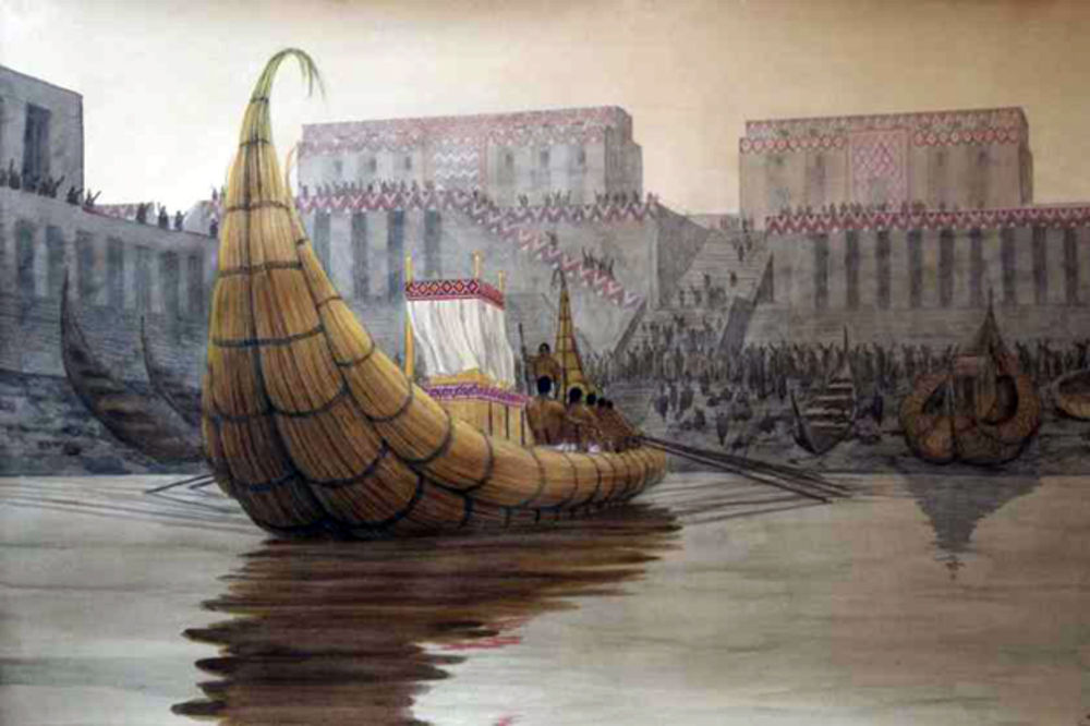 (VIDEO) Harmonija Mesopotamije: Evo kako zvuči najstarija pesma na svetu