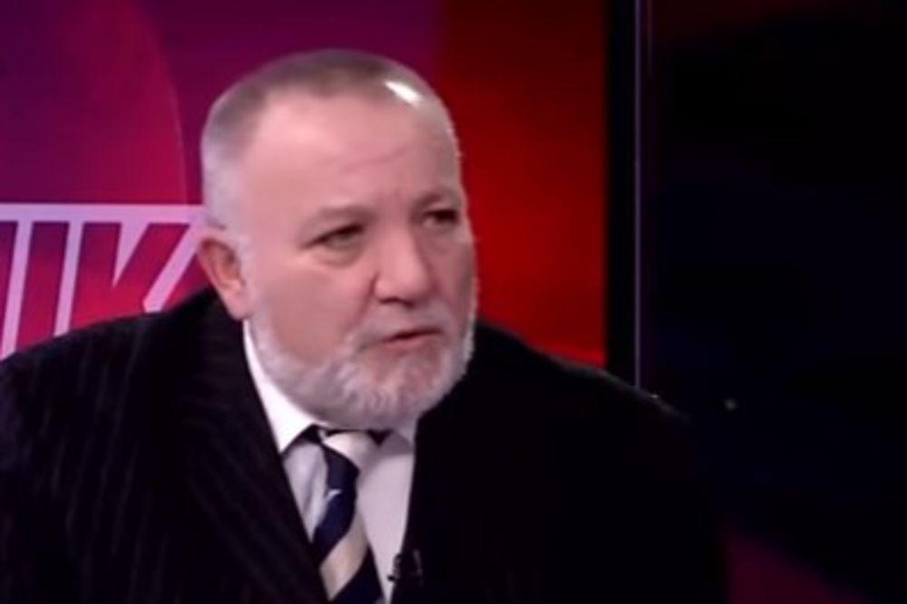 ZBOG BANDERA OFARBANIH U OLIMPIJSKE BOJE: Advokat Duško Tomić pretučen kod Bijeljine