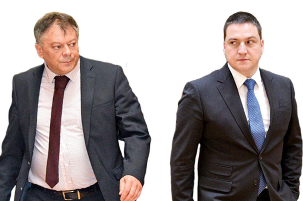 TONČEV I RUŽIĆ DIŽU BUNU U SPS: Vodeći socijalisti nezadovoljni stanjem u partiji!