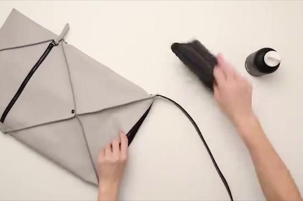 (VIDEO) RUPA BEZ DNA: Ovu torbu bi svaka žena poželela!