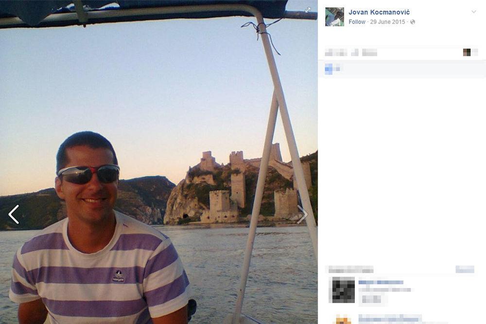 JOVAN (28) SE PRESELIO IZ BEOGRADA U GOLUBAC: Turistima iz čamca priča legende o tvrđavi