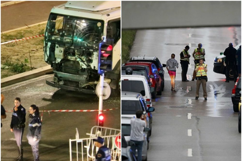 TEORETIČARI ZAVERA TVRDE Masakr u Nici i napad u Minhenu snimila je ista osoba! Evo o kome je reč...