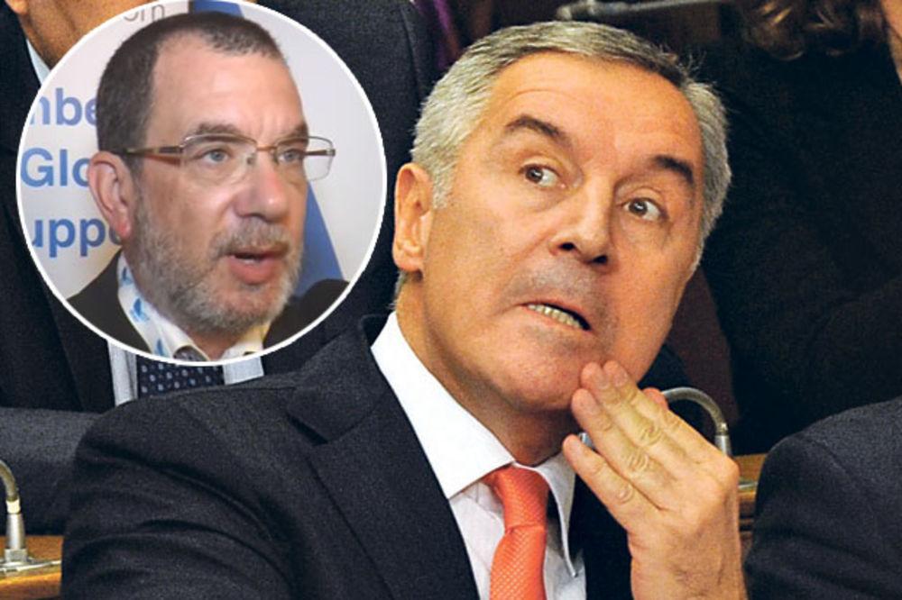 NOVI ŠAMAR MILU Karasik: Senat treba da očisti Crnu Goru od Đukanovića pre nego je primi u NATO!