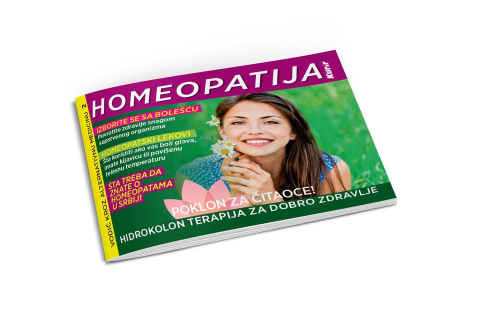 DANAS UZ KURIR: Homeopatija