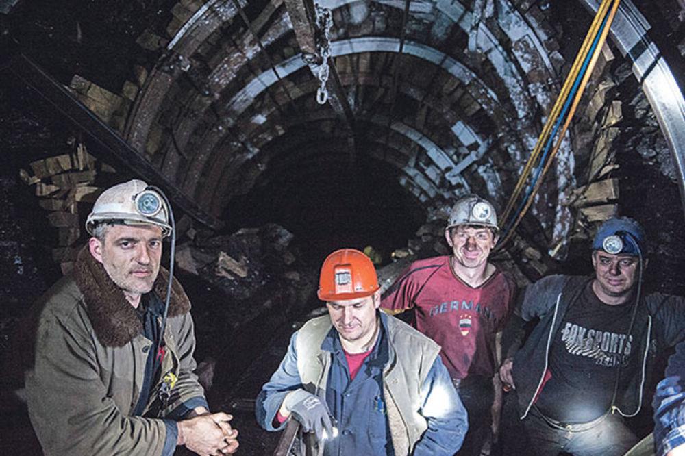 Na Dan rudara u penziju ide njih 71