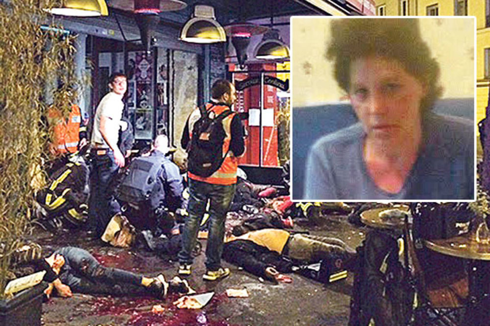 MUŽ IZ PAKLA OTEO JOJ 25.000 € Ranjena Srpkinja preživela pokolj u Parizu a sada postala ROBINJA