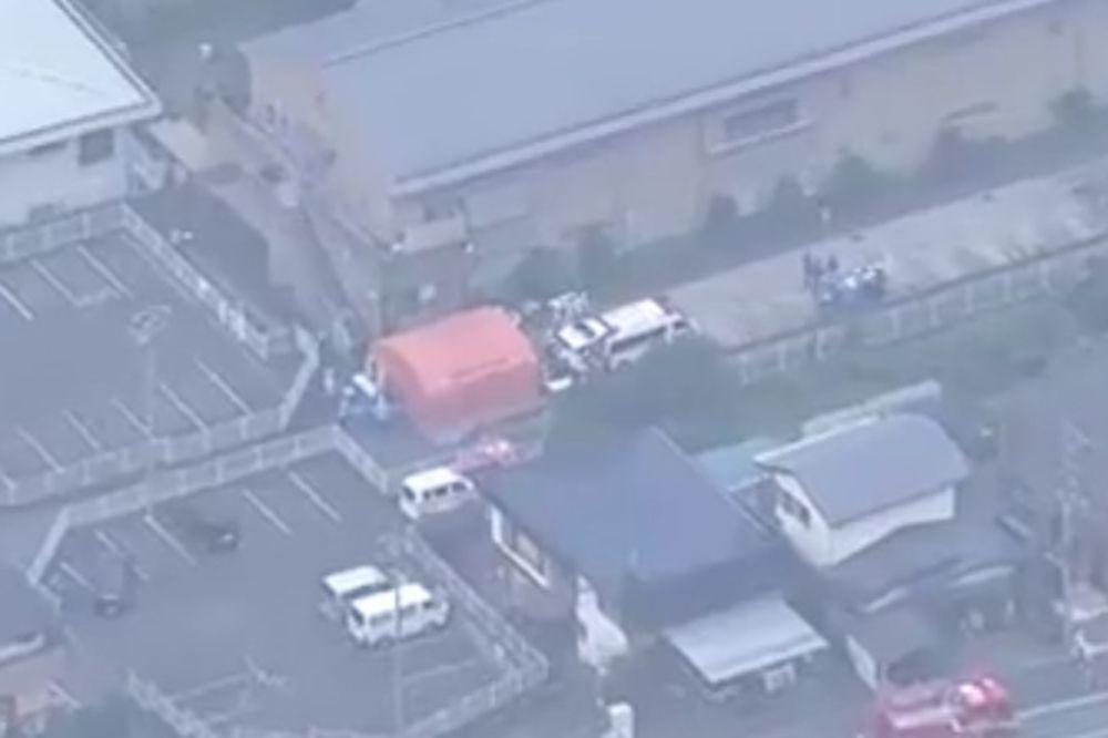 (VIDEO) KRVAVI NAPAD U JAPANU: Muškarac nožem ubio 19 ljudi, 50 ranio