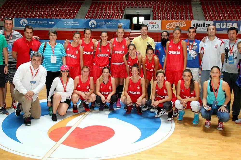 UNIVERZITETSKE IGRE: Studenti Srbije doneli rekordnih 26 medalja iz Hrvatske!