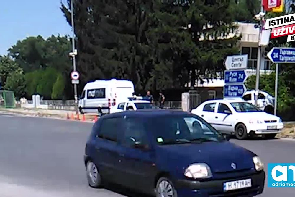 (KURIR TV) SVA SRPSKA VOZILA POD PRISMOTROM: Policija legitimiše sve navijače Crvene zvezde