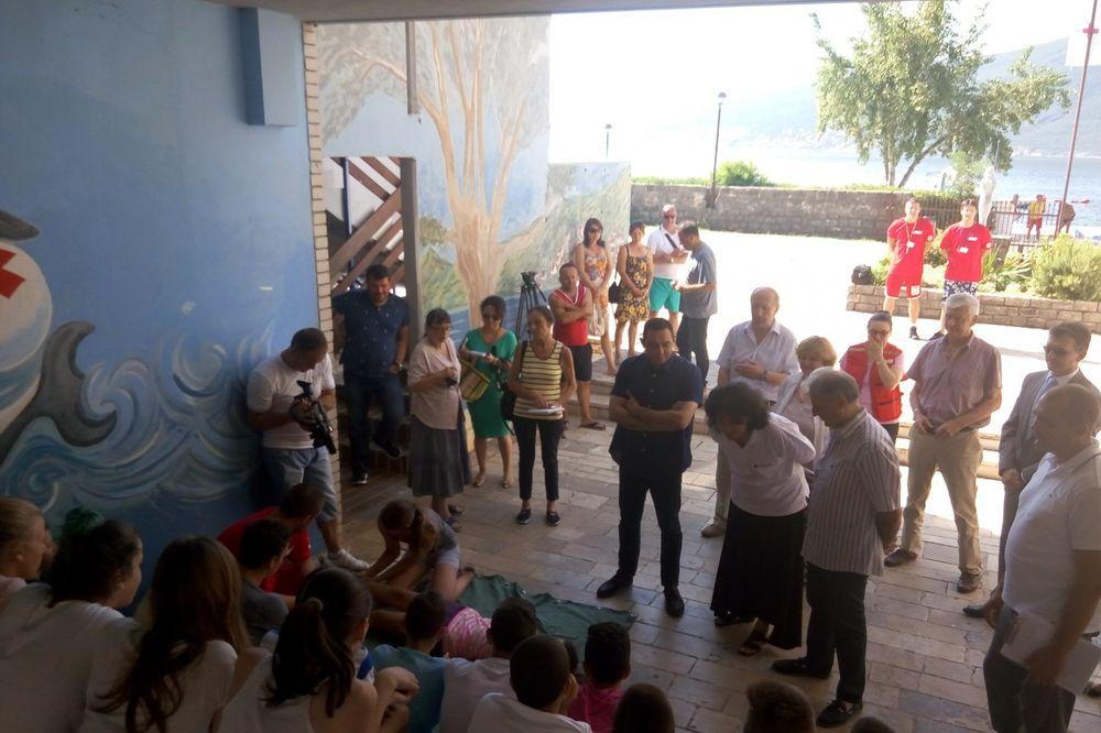 Crveni krst na letovanje vodi 1.483 dece