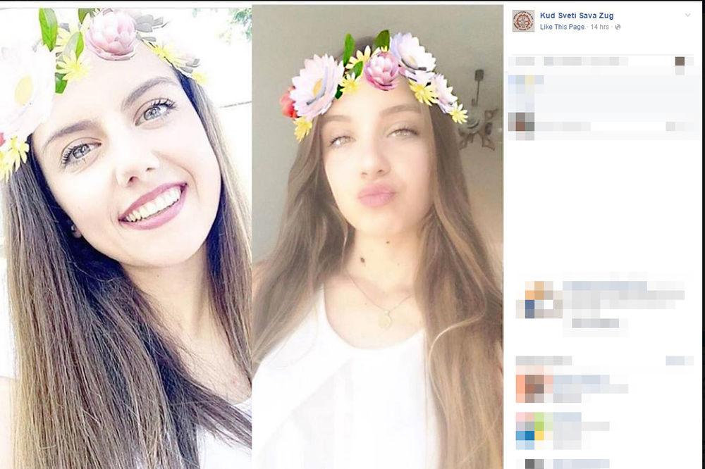 ZA NJIMA PLAČE SRBIJA: Ovo su devojčice koje je ubio grom dok su se vraćale sa bazena