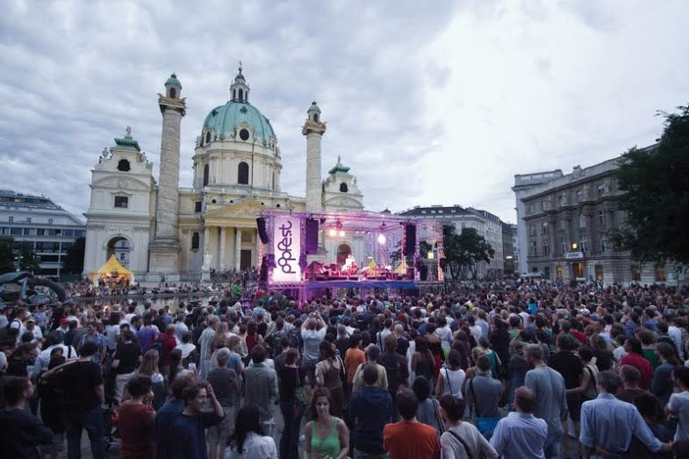 RASPEVANI KARLSPLAC: Sedmi Popfest počinje 28. jula!