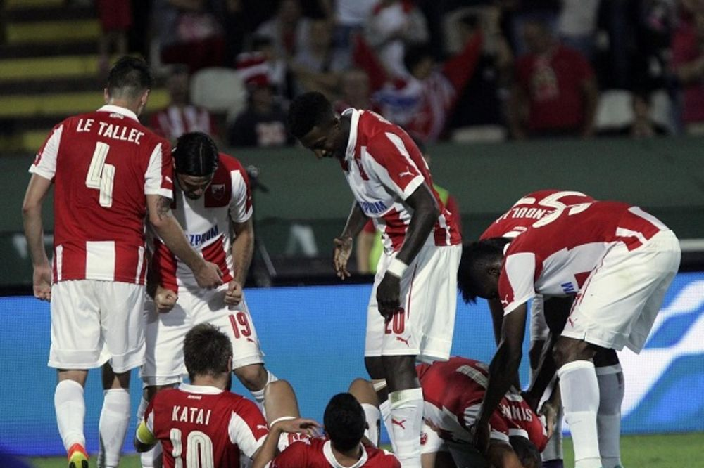 KLADIONICE SE OPAMETILE: Zvezda i dalje autsajder protiv Ludogoreca, ali padaju kvote na crveno-bele