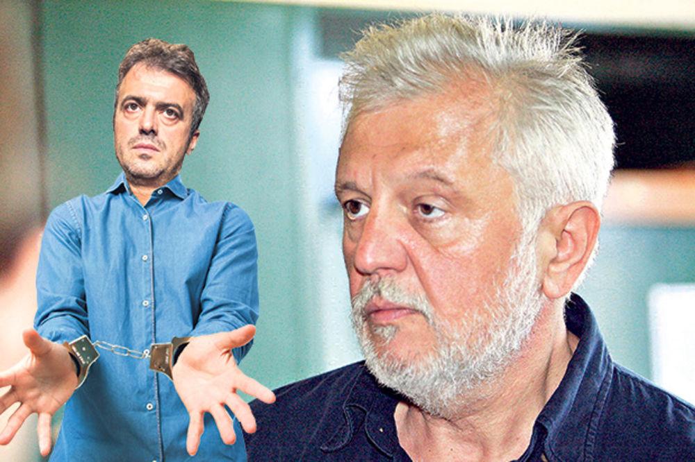 REDITELJ PREDRAG ANTONIJEVIĆ ZA KURIR: Sergej neće igrati u seriji! Nemam ulogu za njegove godine!