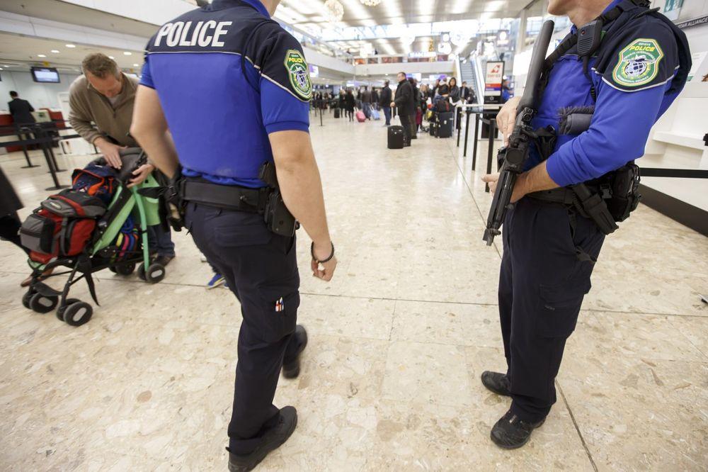 LAŽNA UZBUNA NA ŽENEVSKOM AERODROMU: Žena kriva za incident, nije dala mužu da putuje
