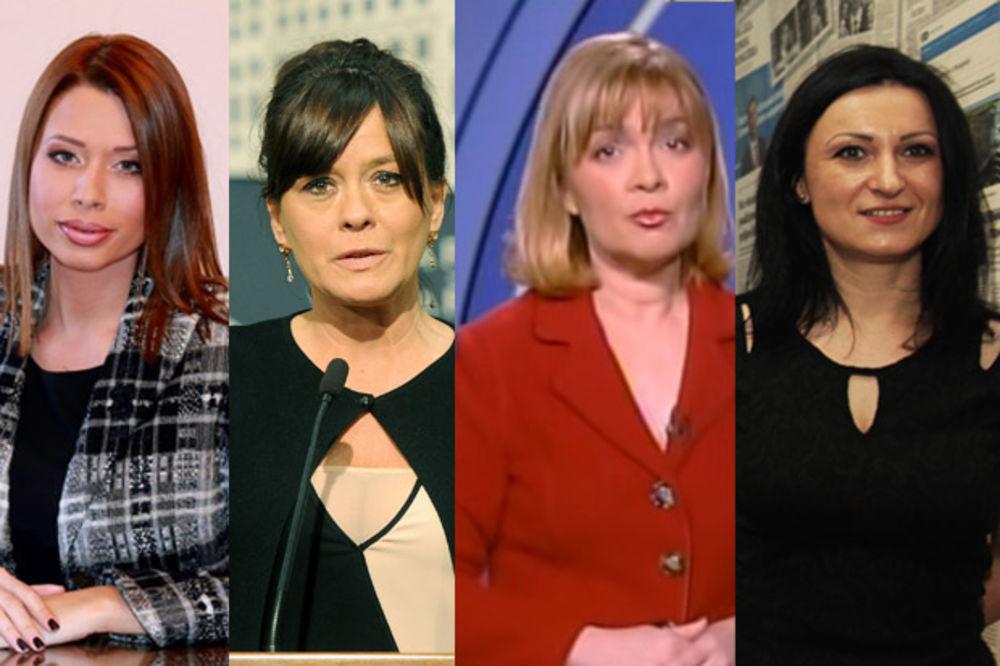 ČETIRI NAJVAŽNIJE SARADNICE MANDATARA SRBIJE: One su uvek uz Vučića