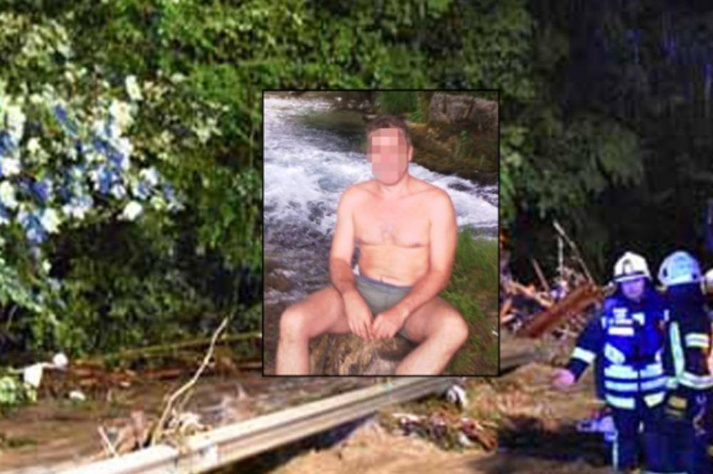 TRAGEDIJA U GORNJOJ AUSTRIJI: Čovek(45) hteo da preparkira auto ali ga je odnela bujica!