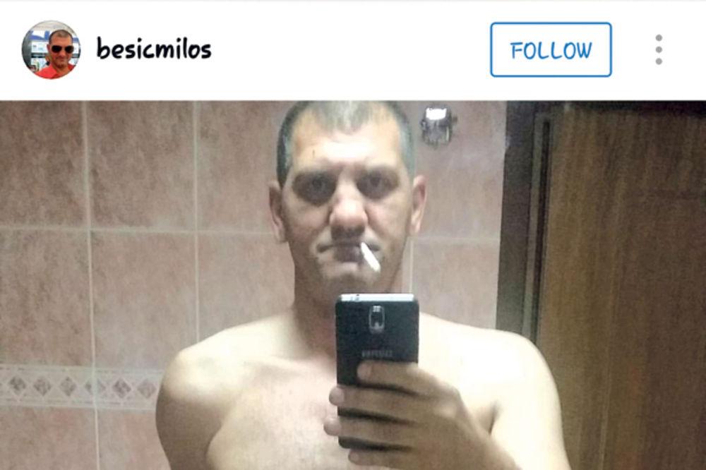 HIT: Profesor FPN se slikao kao starleta