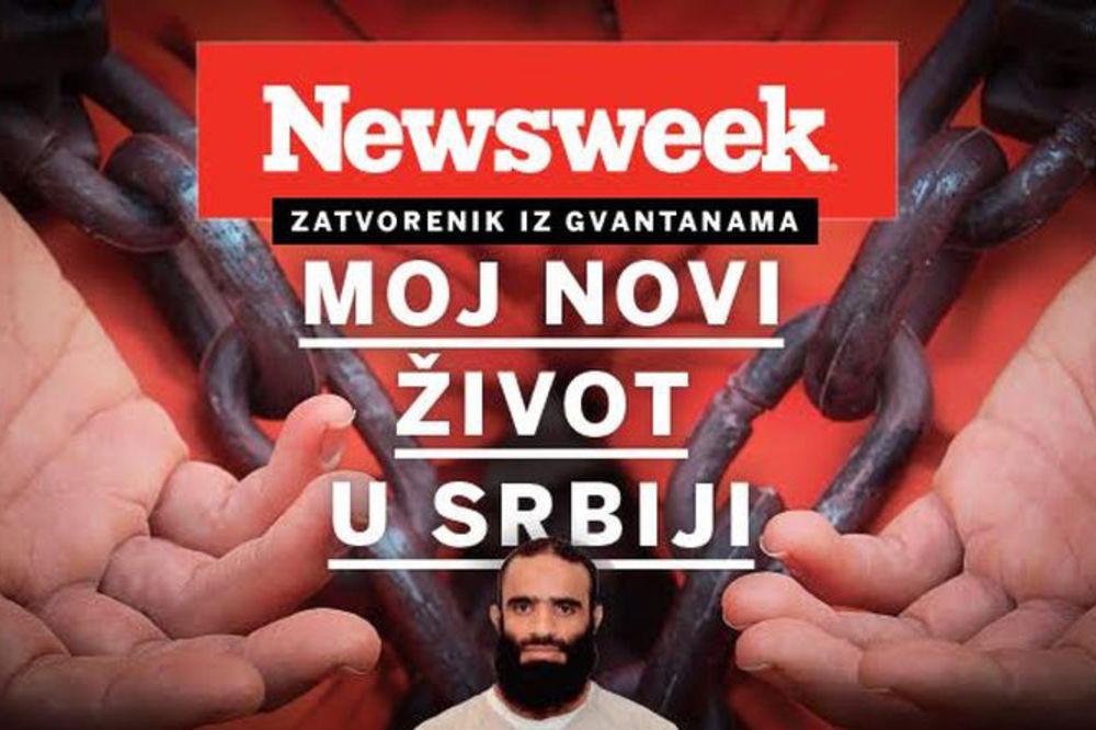 NOVI NEWSWEEK: Kako će izgledati život zatvorenika iz Gvantanama u Srbiji?