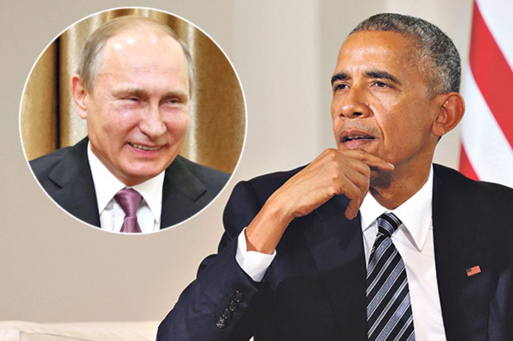 PARANOIČNI AMERIKANCI Obama: Putin namešta izbore u SAD!