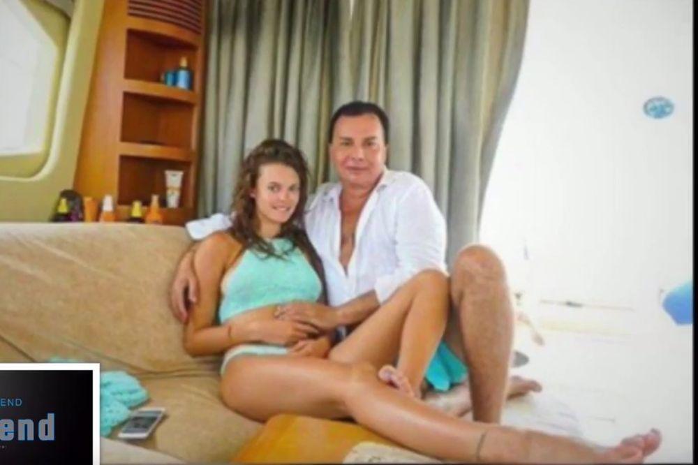VIDEO ZAVEO JE KAD JE IMALA SAMO 14 GODINA Manekenka se udala za 37 godina starijeg ruskog milionera