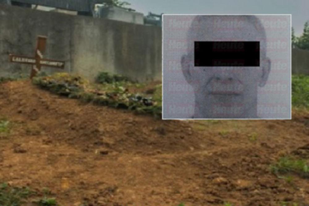 (FOTO) NIKO MU NA GROB NE DOLAZI: Ubica austrijskog policajca sahranjen u Zvorniku pod lažnim imenom