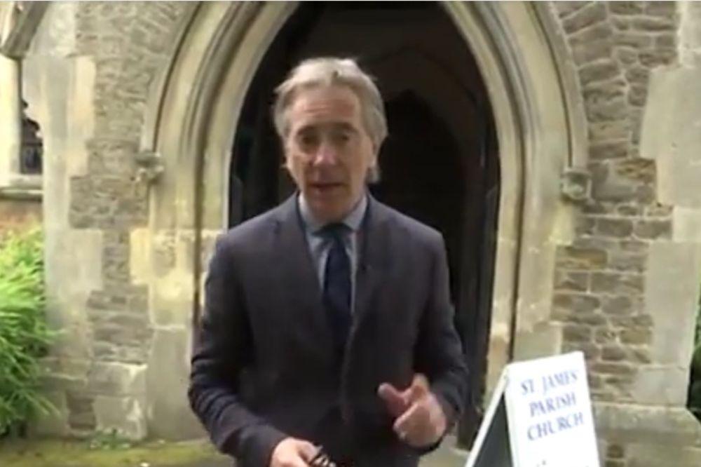 (VIDEO) MOGAO SAM SAD SVE DA IH POBIJEM: Prilog britanskog novinara šokirao sve gledaoce!