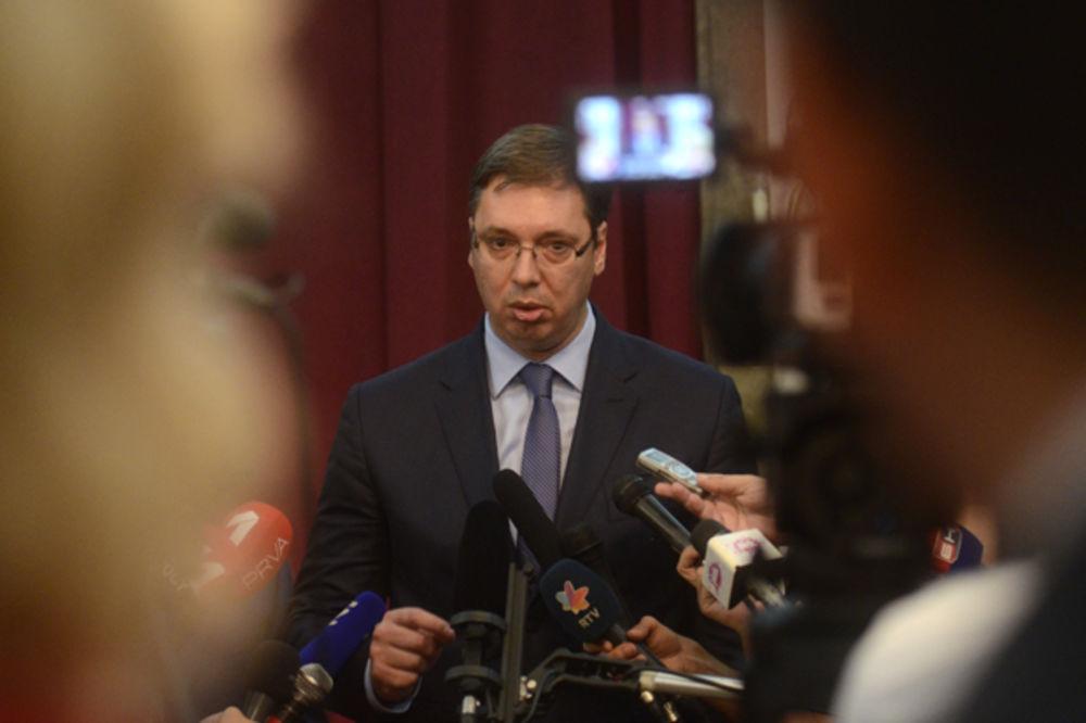 VUČIĆ O OSLOBAĐANJU BRANIMIRA GLAVAŠA: Ovo je odluka protiv srpskog naroda