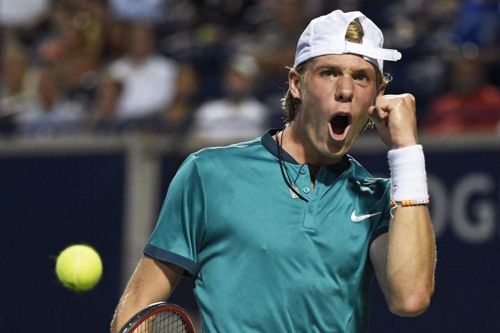 (VIDEO) ZAPAMTITE TINEJDŽERA IZ KANADE: Kažu da je Novakov naslednik, a ovim poenom je to nagovestio