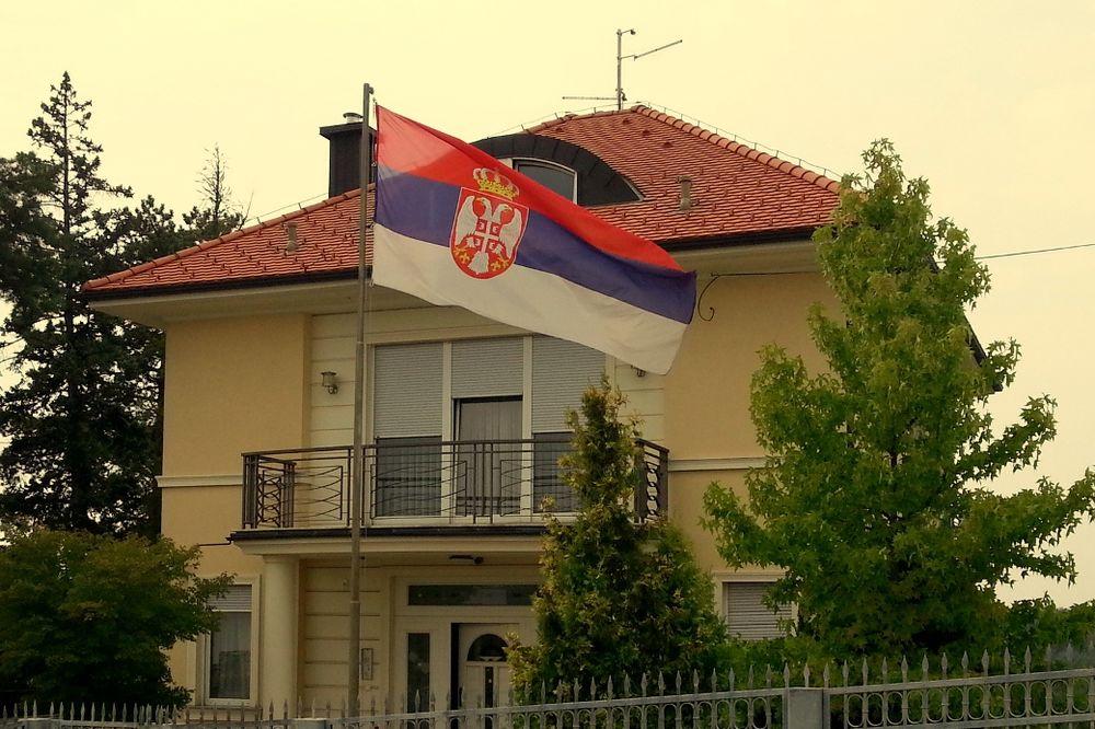 Ambasador Srbije u Zagrebu odbio protestnu notu Hrvatske
