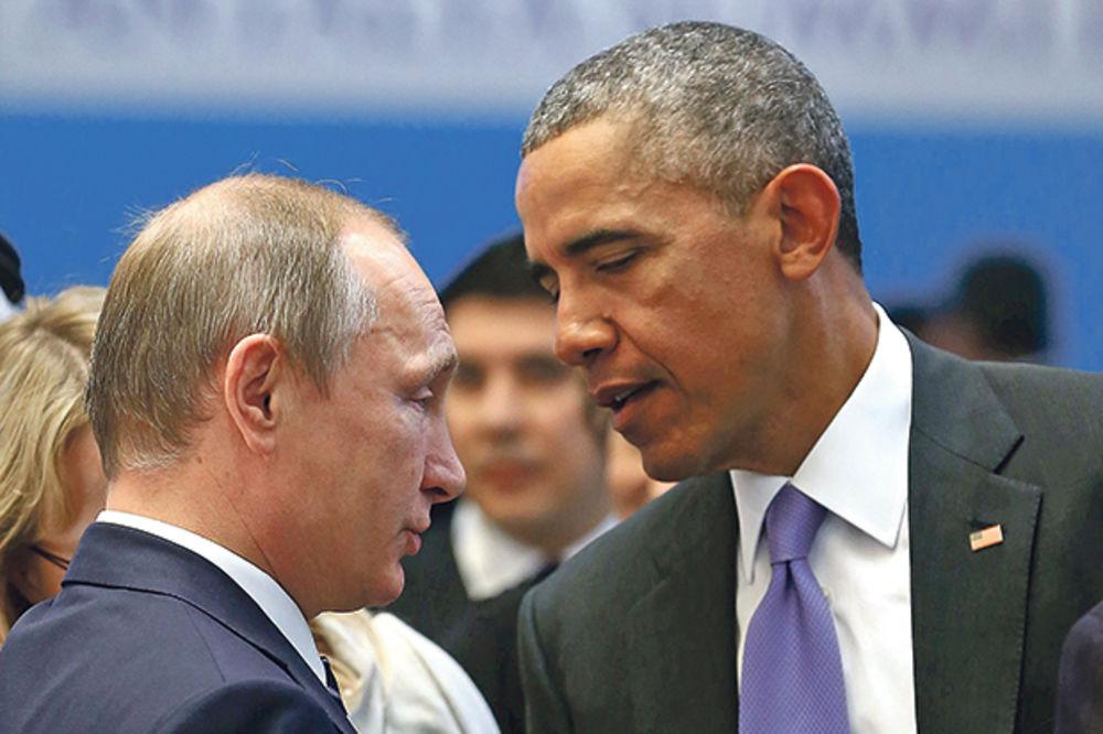 NJUJORK TAJMS: Rusija je pobedila, Vašington mora da sarađuje sa Moskvom!