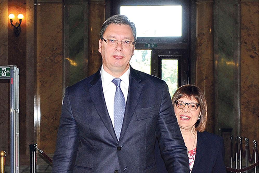 SPISAK SKORO GOTOV Vučić ima VLADU, ali i dilemu kome dati VOJSKU