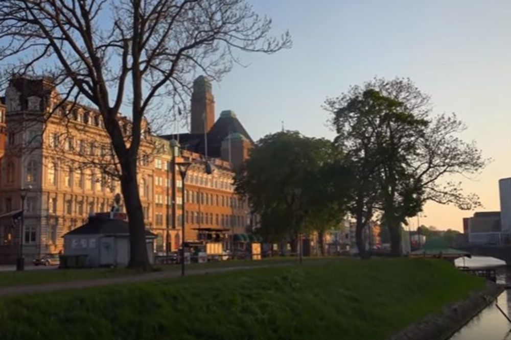 PANIKA U ŠVEDSKOJ: Eskplozija u centru Malmea!