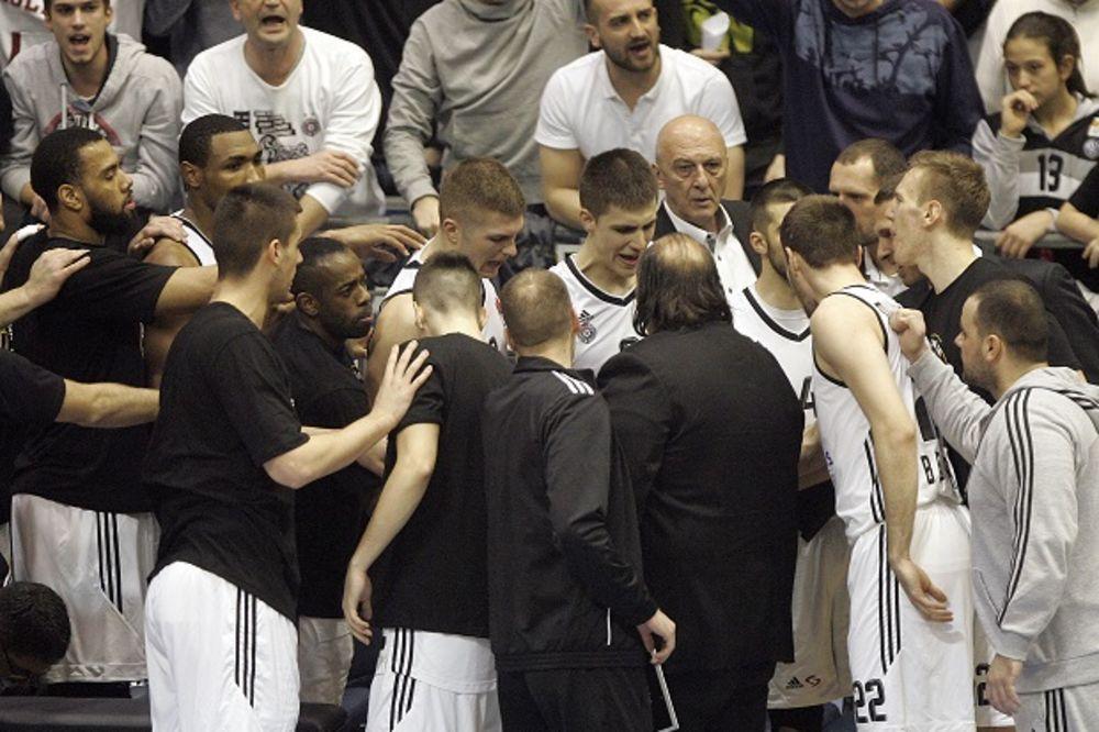 DVA POTPISA U JEDNOM DANU: Ovo je američki bek koji je pojačao KK Partizan