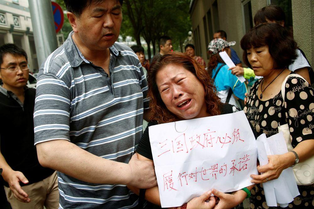OBUSTAVLJENA POTRAGA ZA MH370: Kako može tako veliki avion da nestane, moje sin je bio tamo!