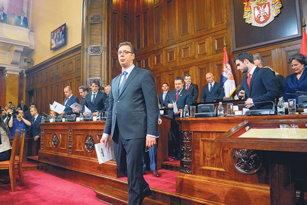 IZVRŠNA VLAST U FOTO-FINIŠU: Nova vlada 8. avgusta!