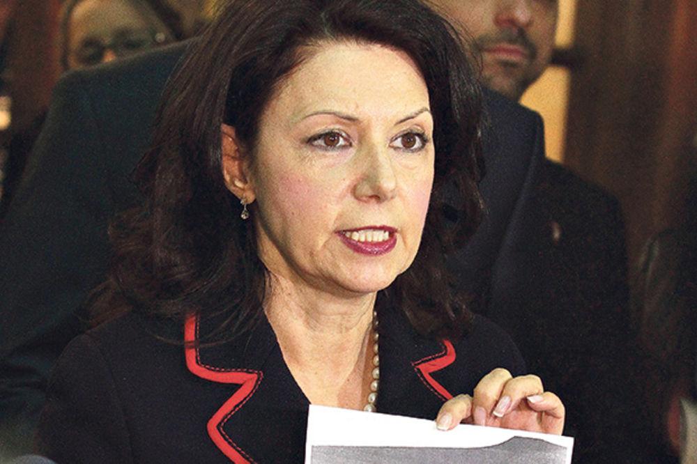 RAZDOR U DSS: Sandu preglasali, pa dala ostavku!