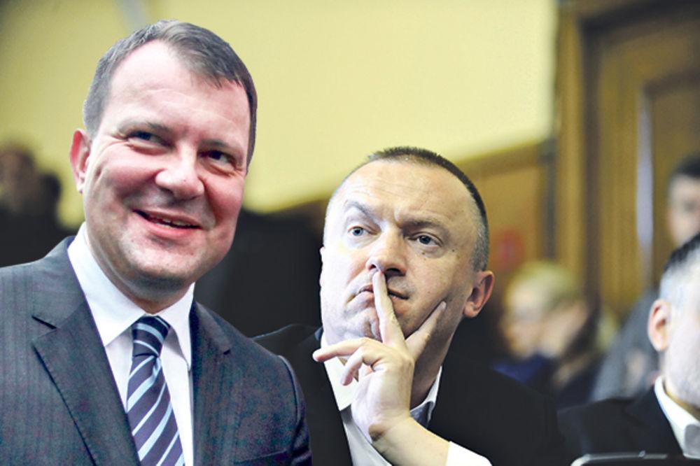 ŠUT-KARTA: Igor Mirović smenio Pajtićevu ženu!