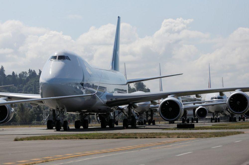 DŽAMBO DŽET ODLAZI U ISTORIJU: Legendarni Boing 747 polako prestaje da se proizvodi