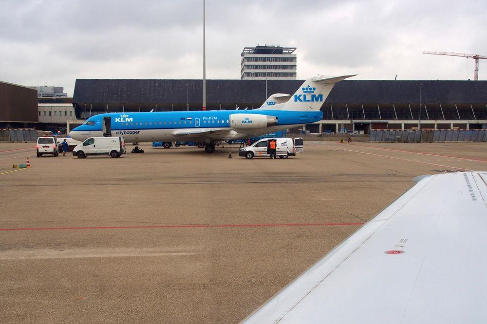NA OPREZU: Na aerodromu u Amsterdamu pojačane mere bezbednosti zbog primljene pretnje