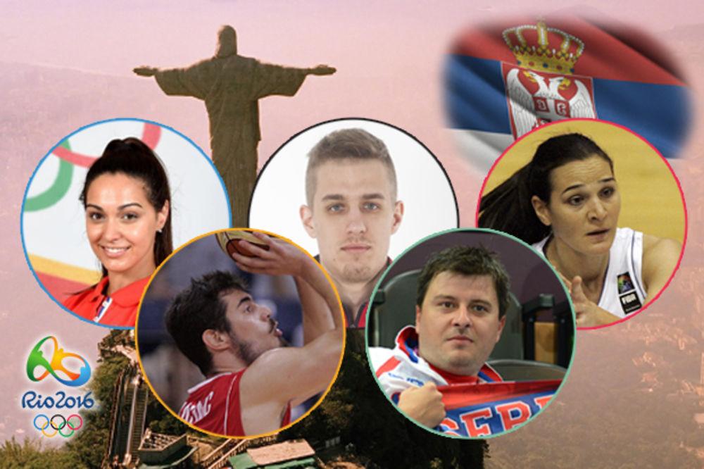 OSAM VELIČANSTVENIH: Ovo su srpske porodice koje su dale i roditelje i decu olimpijce