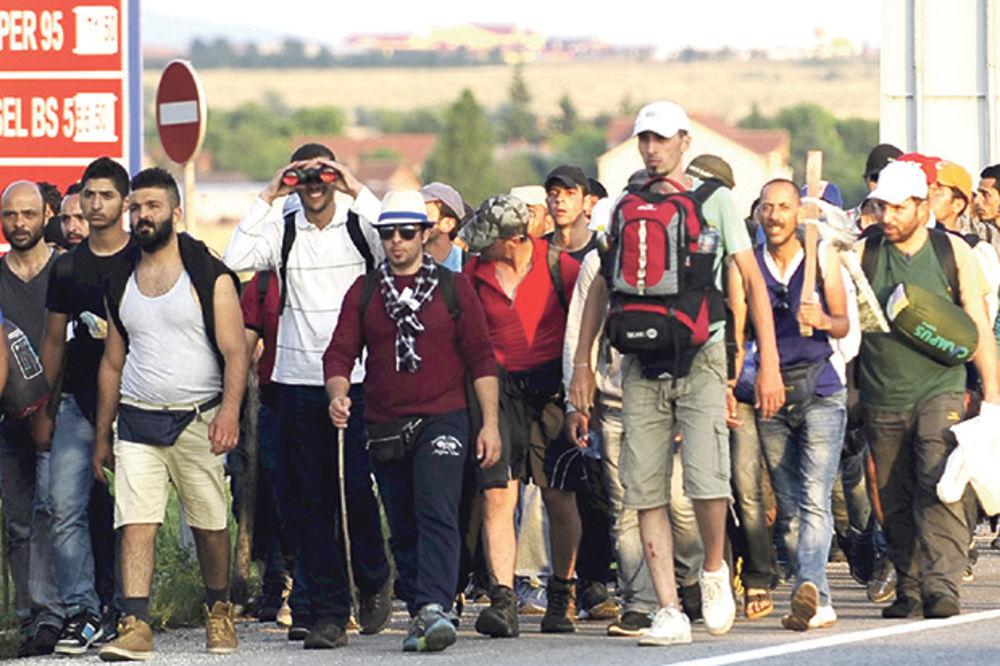 NOVA KRIZA: Milion Iračana preko Srbije ide u Evropu!