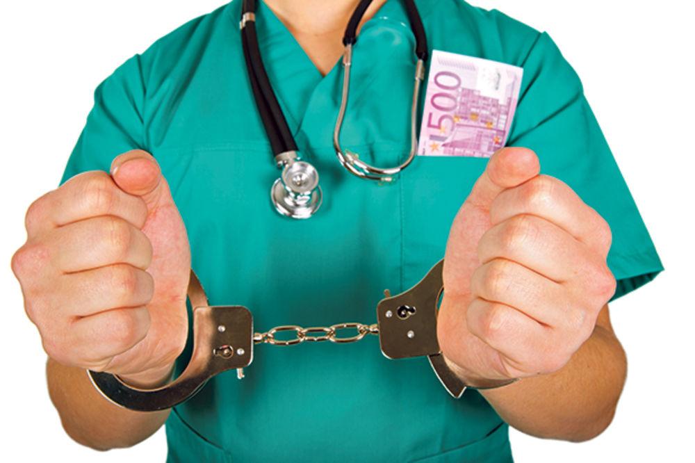 KRADUCKAO: Oftalmolog pacijentima otimao 500 evra