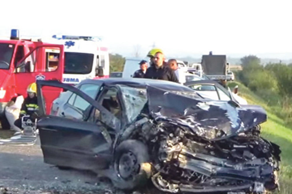 TRAGEDIJA KOD ORLOVAČE: Dvoje mrtvih zbog vožnje bez dozvole