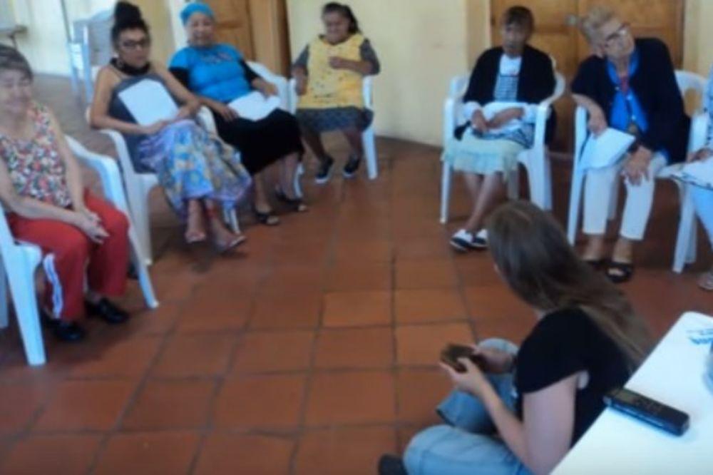 (VIDEO) PRESTARE ZA NAJSTARIJI ZANAT: U Meksiku otvorili starački dom za penzionisane prostitutke