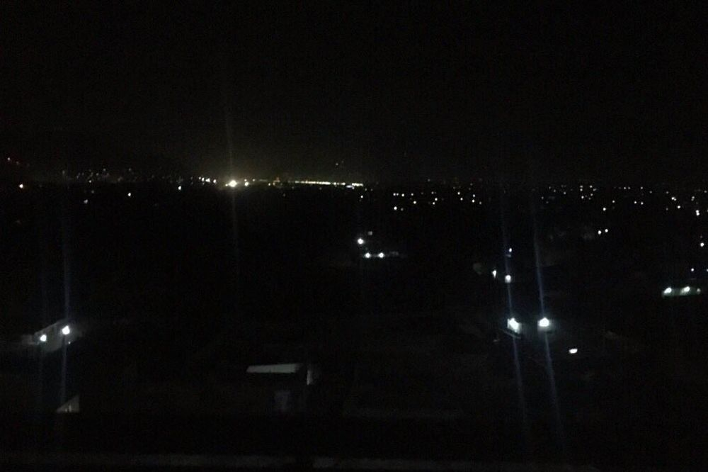 SNAŽNA EKPLOZIJA U KABULU: Deo grada ostao bez struje