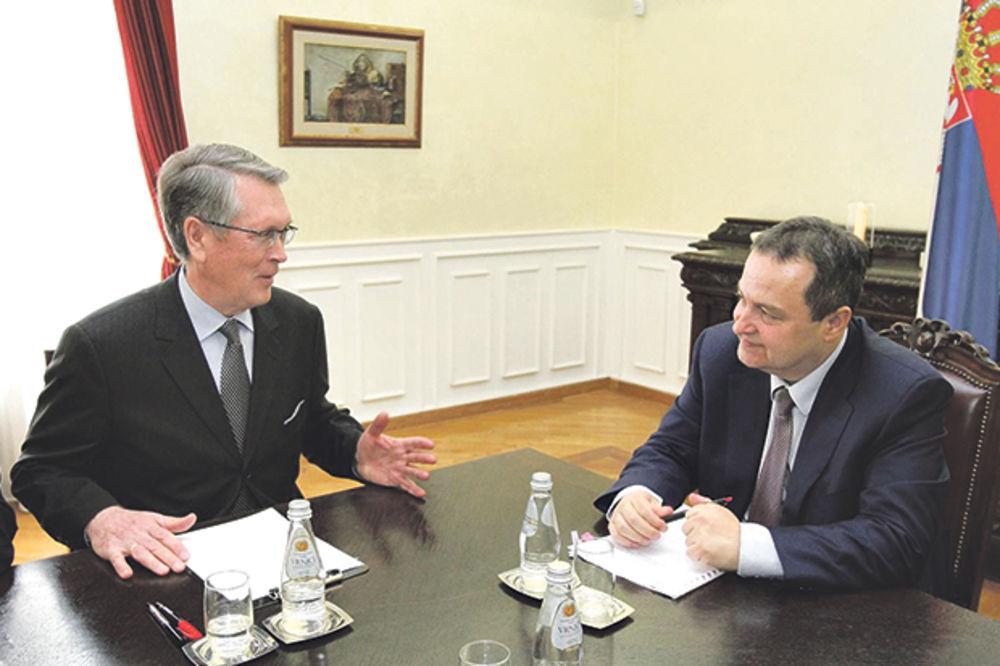 LAVROV ČESTITAO DAČIĆU: Strateško partnerstvo Rusije i Srbije se dosledno razvija