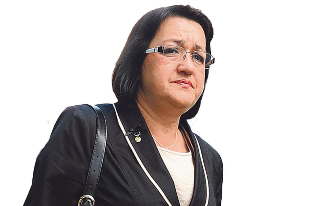 Velikodušna... Snežana Bogosavljević Bošković